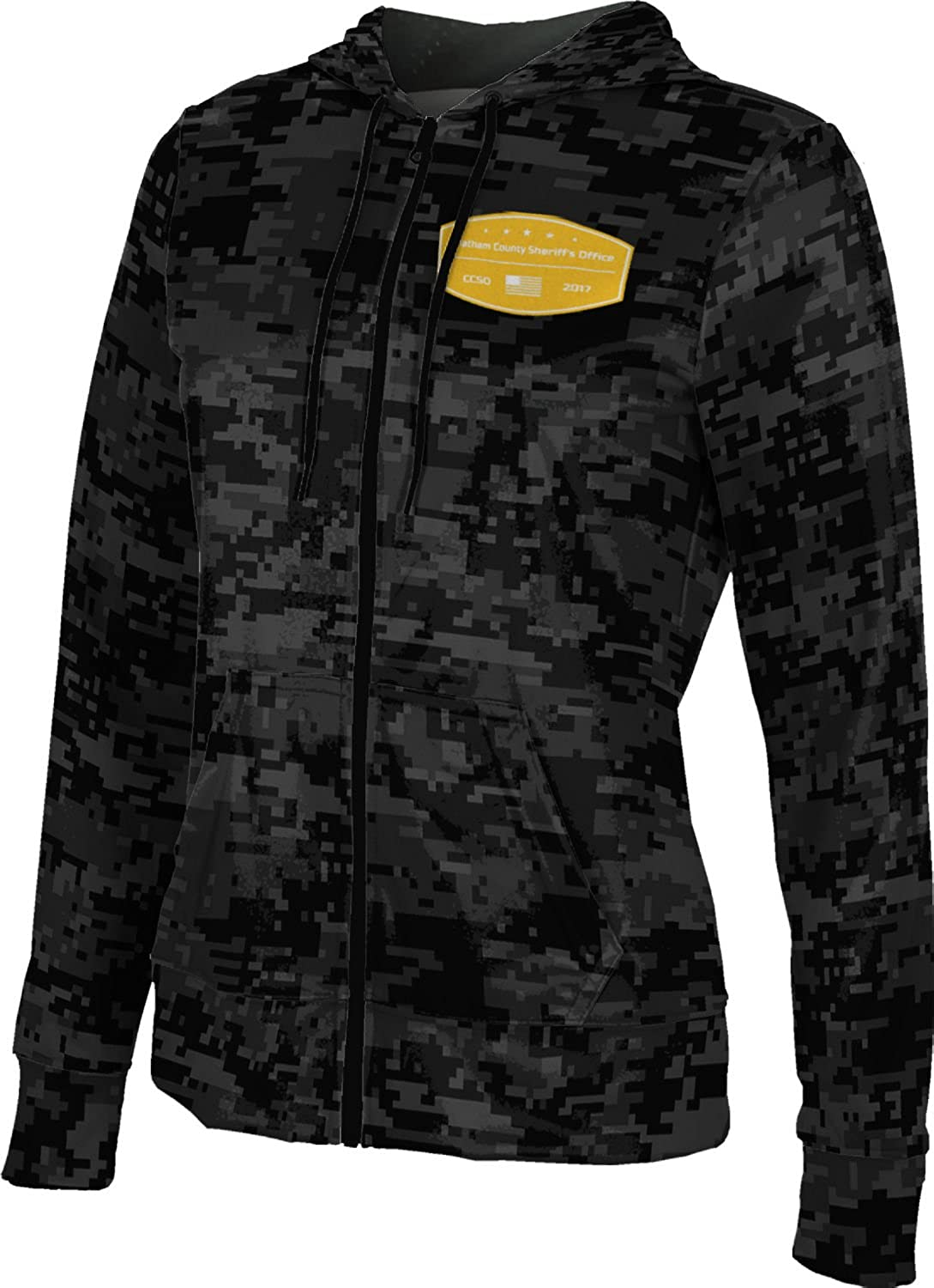 ProSphere Women's Chatham County Sheriff's Office Digital Fullzip Hoodie