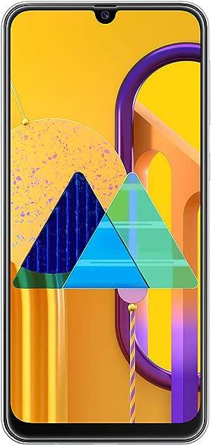 Samsung Galaxy M30s Dual SIM 64GB 4GB RAM 4G LTE (UAE Version) - White - 1 year local brand warranty