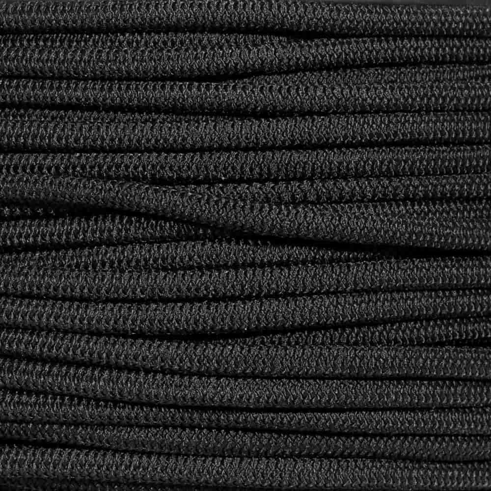 3//8 Inch X 10 Feet Shock Cord Strong Hold Features 100/% Stretch Gravity Chairs Camping Black Diamond Weave Elastic Bungee Cord Kayak Decks Crafting Shock Absorbent Tie-Downs -