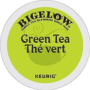 Bigelow K-Cup Portion Pack for Keurig Brewers, Green Tea, 24 Count