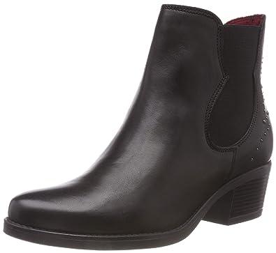 46f73c2a145965 Tamaris Damen 25700-31 Chelsea Boots  Amazon.de  Schuhe   Handtaschen