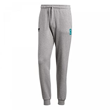 9b38175afb61 adidas DFB Street Graphic Sweat Pant Pantalon de Jogging M Core Heather  Black