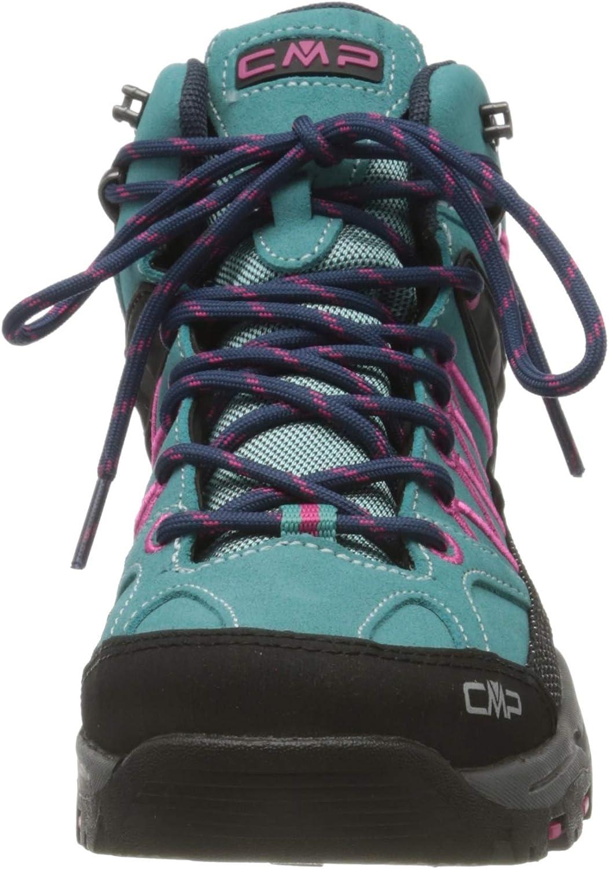 F.lli Campagnolo Kids Rigel Mid Trekking Shoe WP CMP Stivali da Escursionismo Alti Unisex-Bambini