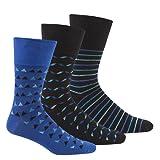 Pierre Roche Comfort Fit Non-Elastic Top Socks 6-11