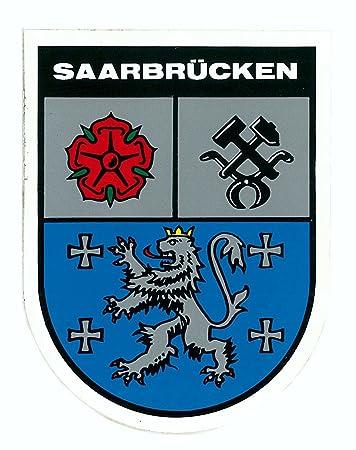 Aufkleber Wappen Essen 60 x 45 mm ~~~~~ schneller Versand innerhalb 24 Stunden ~~~~~