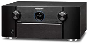 Marantz AV7705 11.2 Channel AV Audio Component Pre-Amplifier | IMAX Enhanced, Auro-3D & Dolby Surround Sound | Music Streaming via Wi-Fi, Bluetooth, AirPlay 2 & HEOS | Amazon Alexa Compatibility