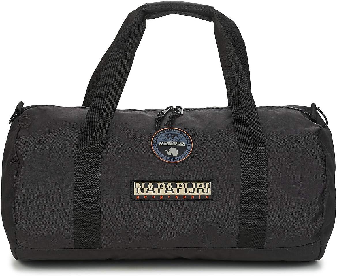 - N0YKD1 Blue Blu Marine Napapijri Hoyage Duf Sports Bag 0 cm
