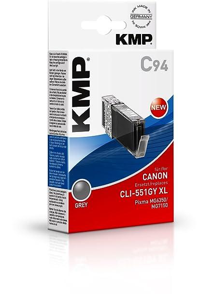 KMP C94 Fotos gris cartucho de tinta - Cartucho de tinta ...