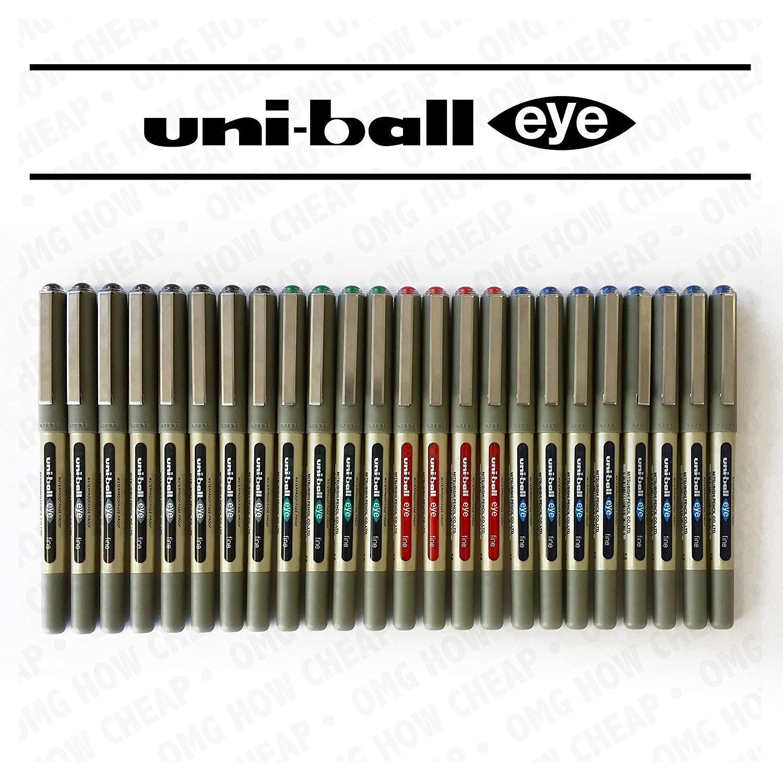 Uni-Ball-EYE Fine-UB - 157-Stylo roller à encre liquide-Office ...