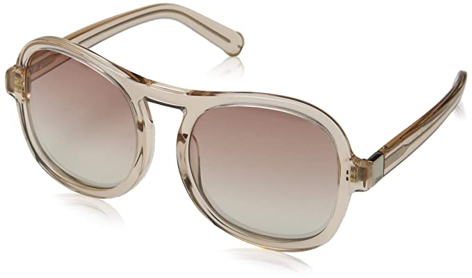 Amazon.com: Sunglasses CHLOE CE 720 S 749 PEACH: Clothing