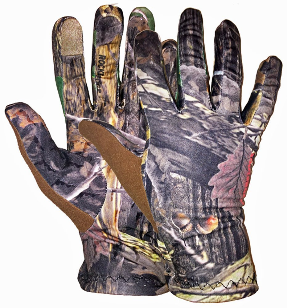 Gardening Supplies Facility Maintenance & Safety Liberal Scan Knit Shell Latex Palm Gloves Size 8 Medium