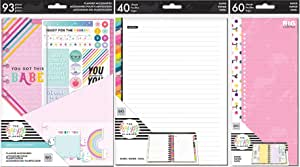 Classic Happy Planner - Student You Got This Accessory Pack, Half Sheets and Note Paper