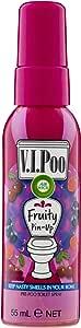 Air Wick VIPoo Toilet Spray Pre-Poo, 55 ml, Fruity Pin Up