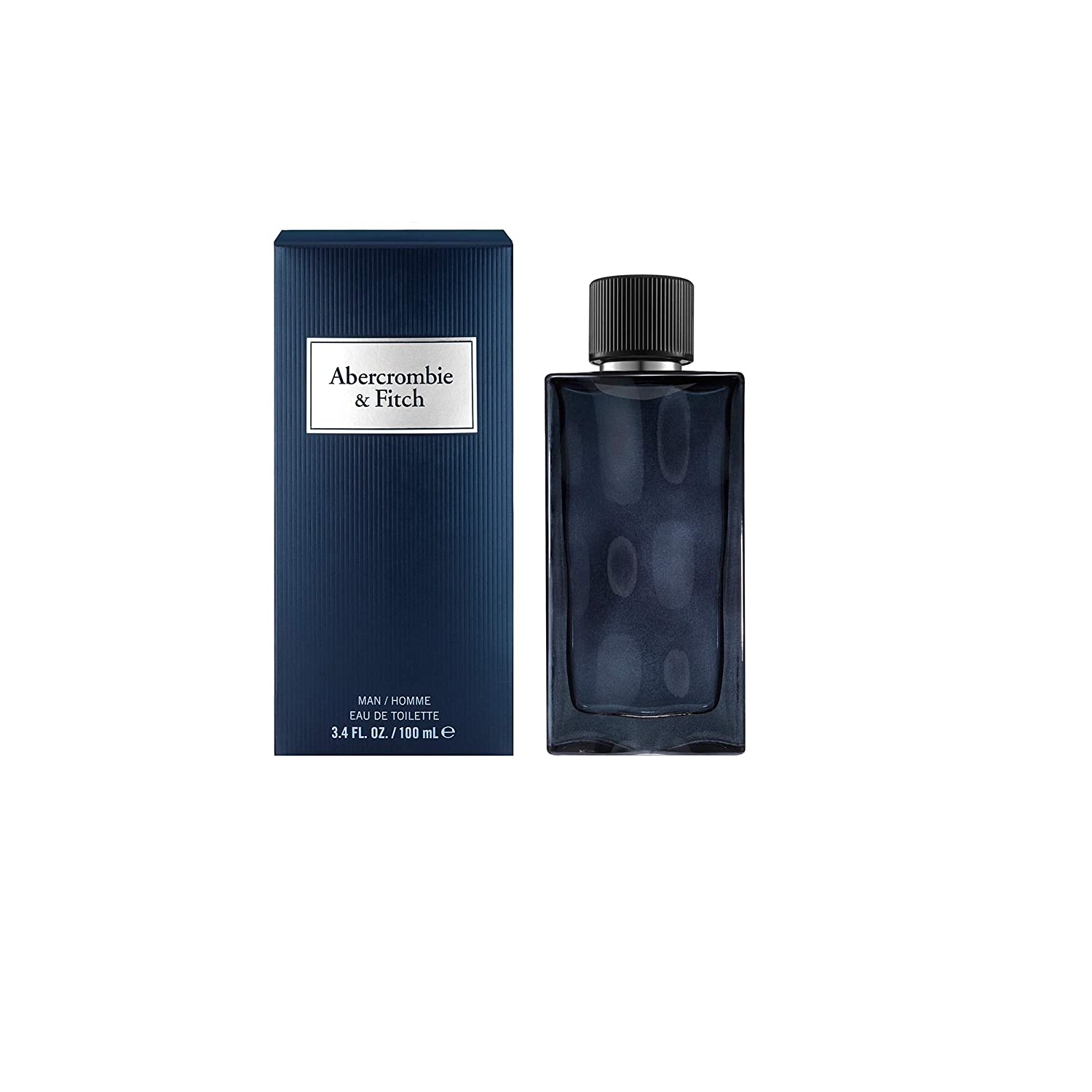 7ecdb7bdc Abercombie and Fitch Abercrombie & Fitch First Instinct Blue For Men Eau de  Toilette, 100ml: Amazon.co.uk: Luxury Beauty