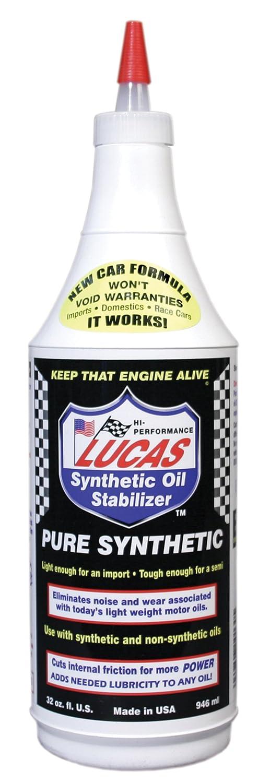 Lucas Oil 10130 stabilizzatore sintetico resistente LUC10130