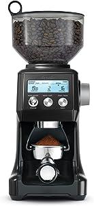 Breville BCG820BKSXL Smart Grinder Pro Coffee Bean Grinder, Sesame Black
