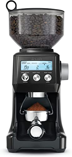 Breville-BCG820BKSXL-The-Smart-Grinder-Pro-Coffee-Bean-Grinder-Sesame-Black