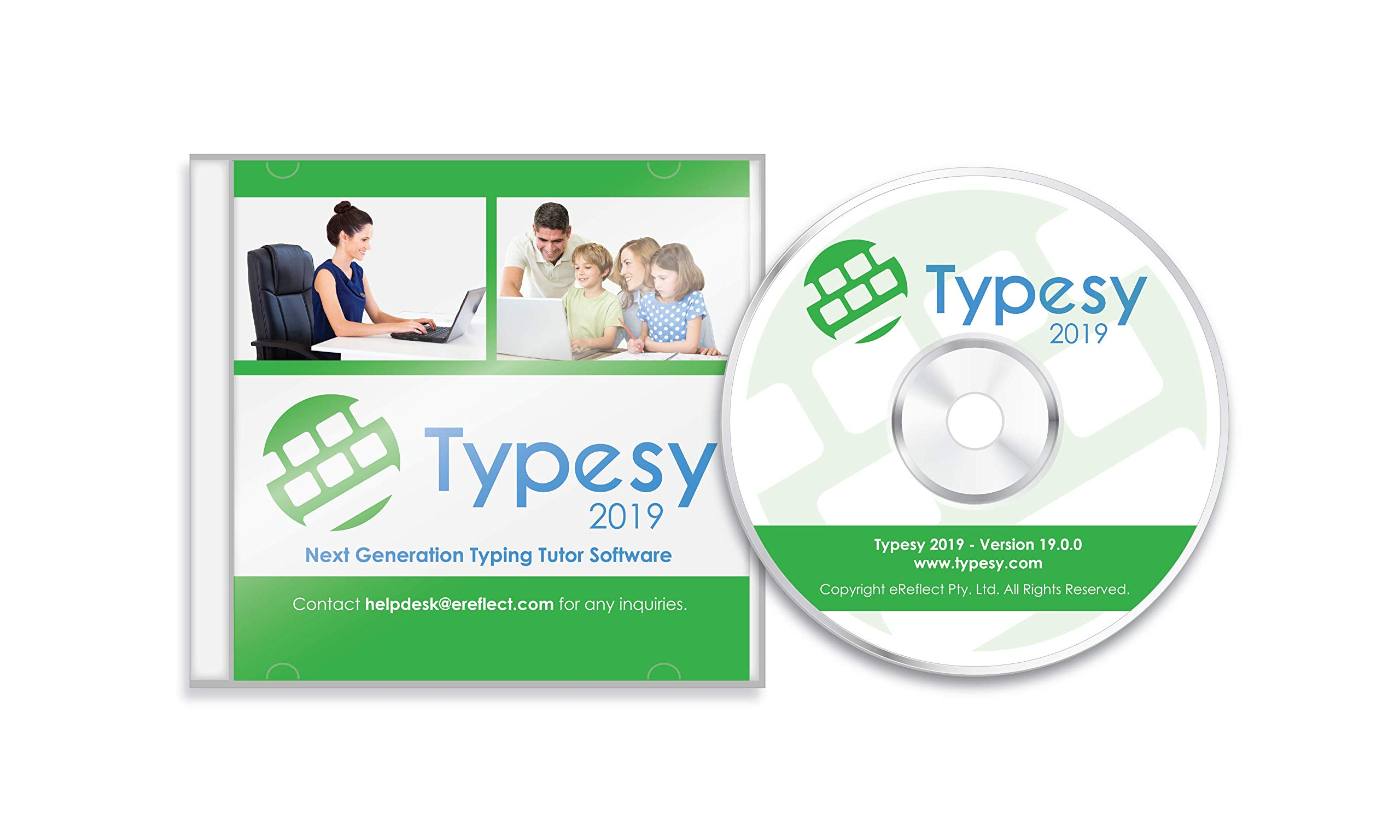Typesy for Individuals [Amazon Exclusive DVD Version] by eReflect