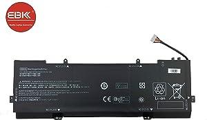 EBKK KB06XL Battery for HP Spectre X360 15-BL002XX 15-Bl012dx 15-BL000NA 15-BL030NG 15-BL000NL 15-BL001NX 15T-Bl100 15t-Bl101NG Z6K96EA Z6K97EA Z6L01EA TPN-Q179 902401-2C1