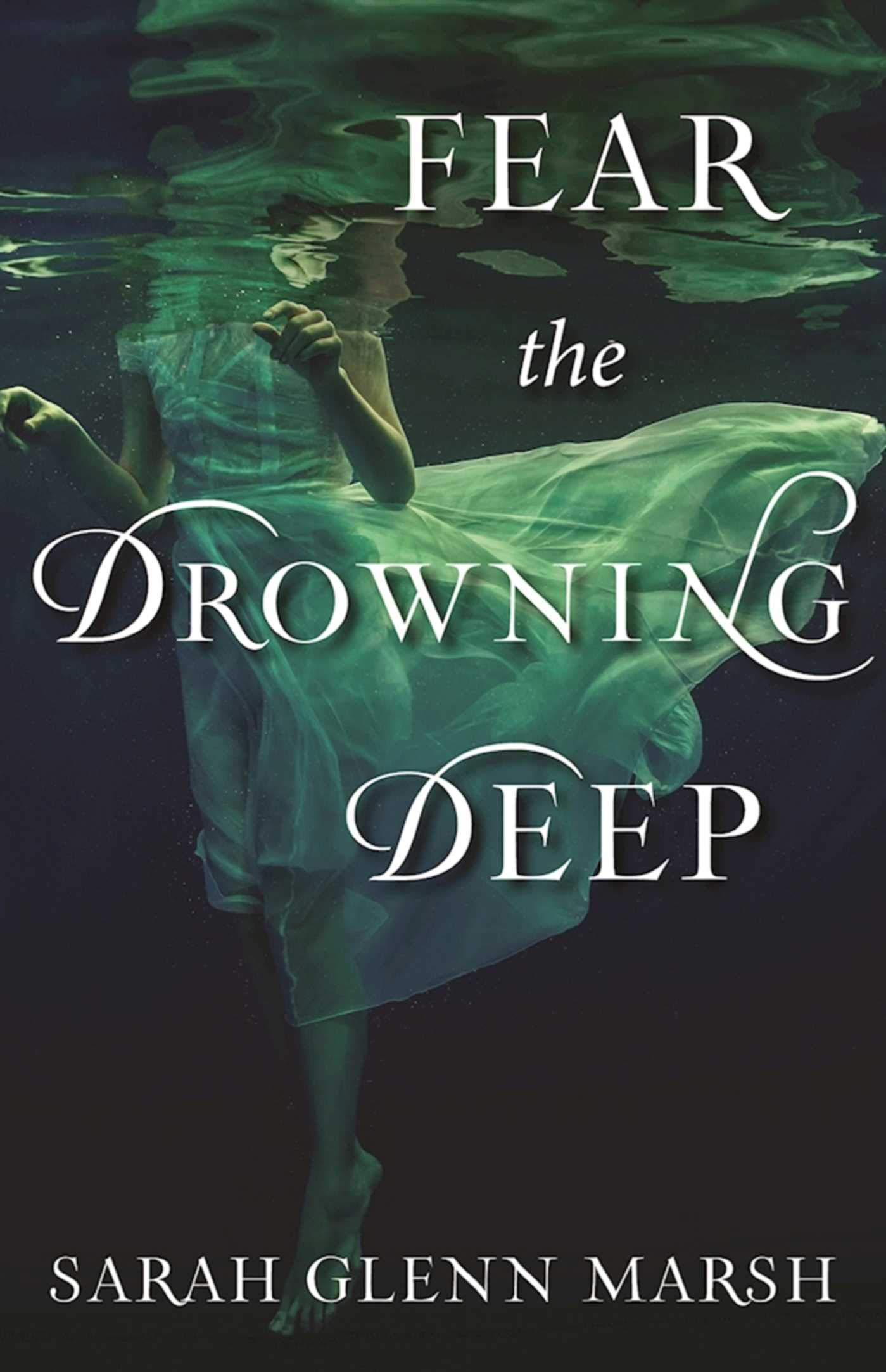 Amazon.com: Fear the Drowning Deep (9781510703483): Marsh, Sarah ...