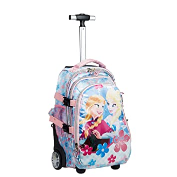 6b31684792 Disney Frozen - Zaino Trolley Forever: Amazon.it: Giochi e giocattoli