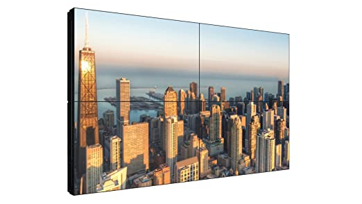 Amazon com: 2x2 Video Wall (Four 55