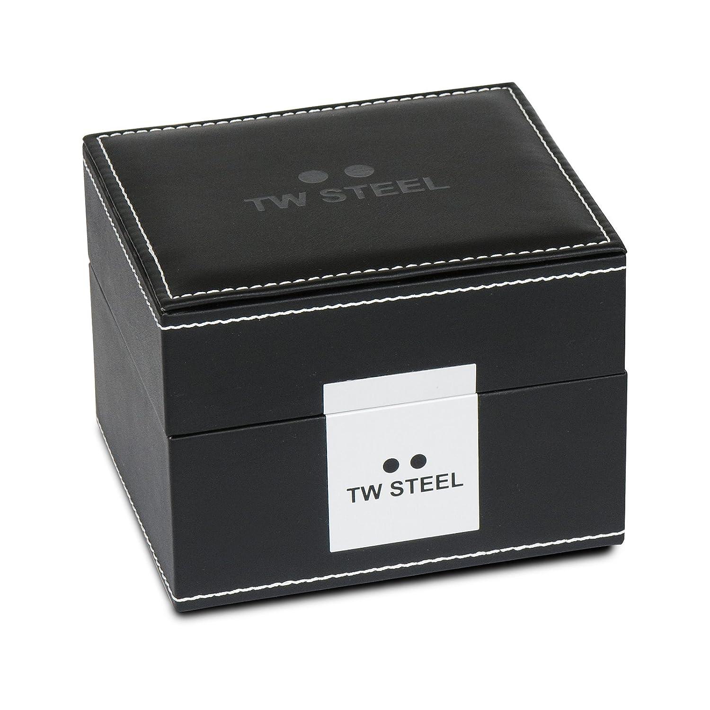 TW Steel MB armbandsur Quartz Chronograph
