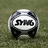 Syn6 Excellent Match Football Size 5, Hand Stitched Ball Laminated With 4 Layers Of Polyester Cotton
