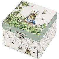 Trousselier - Caja para tesoros/joyas musicales, ideal como