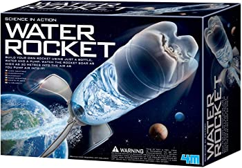 4M 4605 DIY Science Space Water Rocket Kit