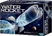 4M 4605 Water Rocket Kit - DIY Science Space Stem Toys Gift for Kids & Teens, Boys & Girls