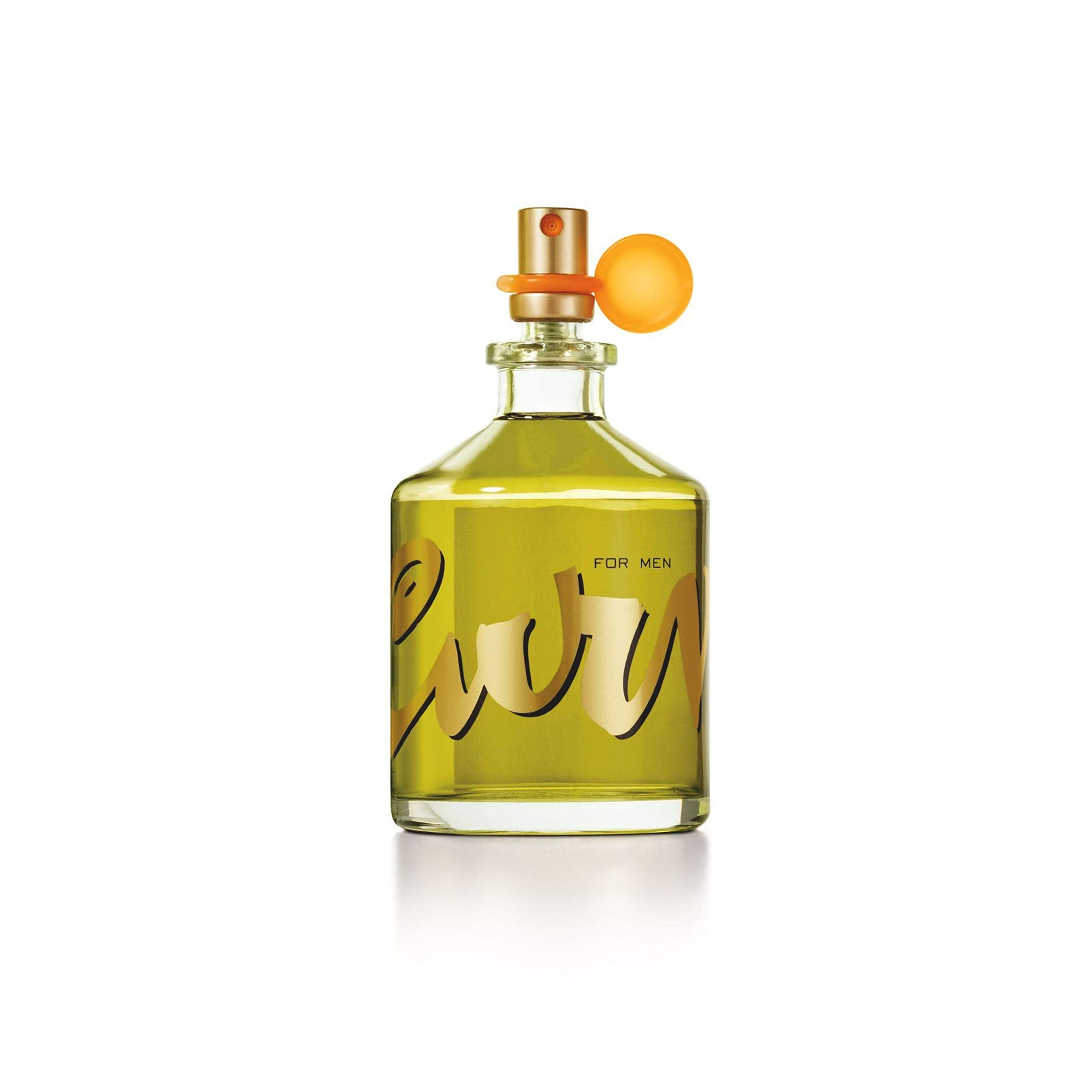 Curve for Men Cologne Spray, Spicy Woody Magnetic Scent for Day or Night, 4.2 Ounce