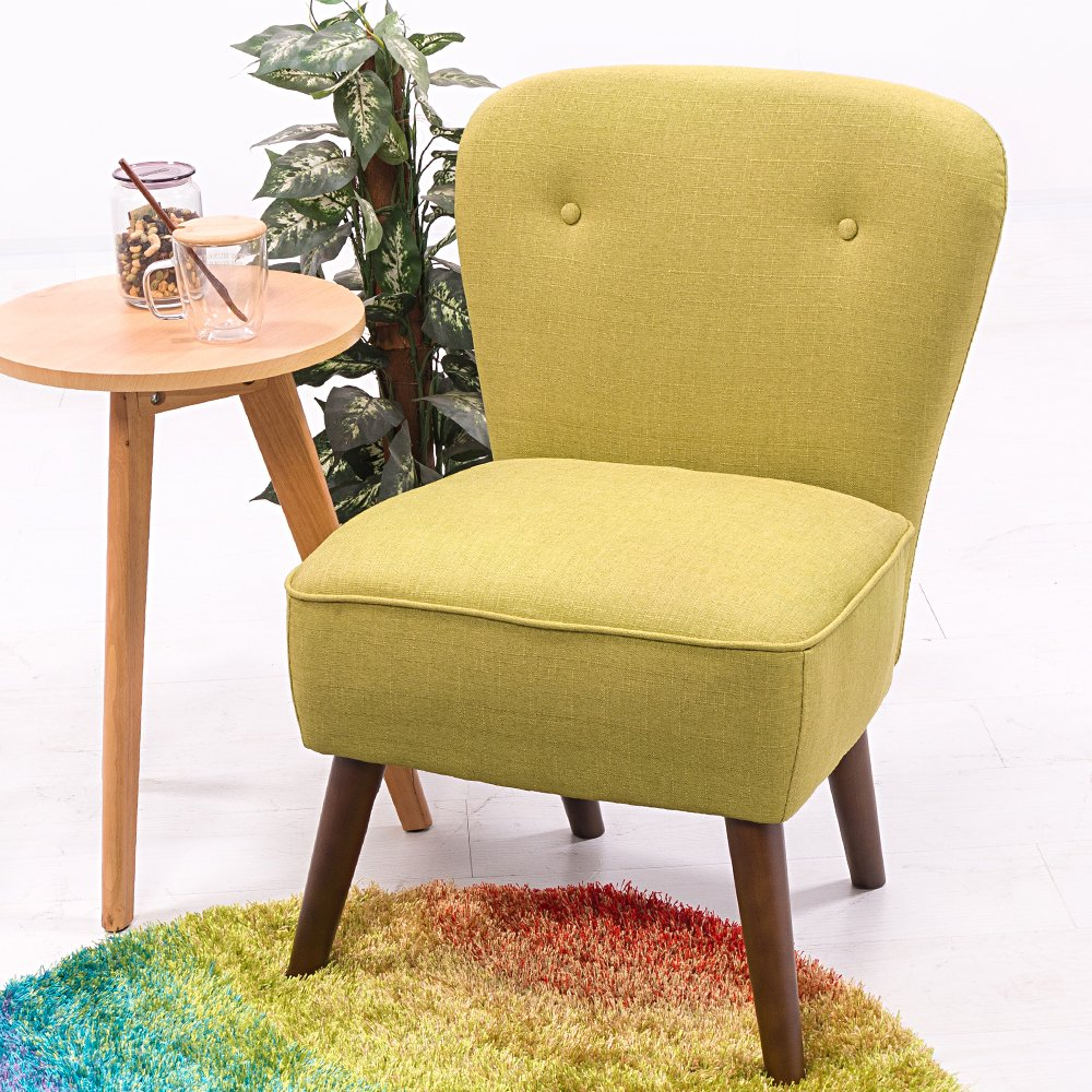 Storeinuk Accent Chair Linen Fabric Cosy Tub Chair Wing Back Occasional Chairs Perfect For Dining Living Room Bedroom Lounge Office Buy Online In Faroe Islands At Faroe Desertcart Com Productid 102665638