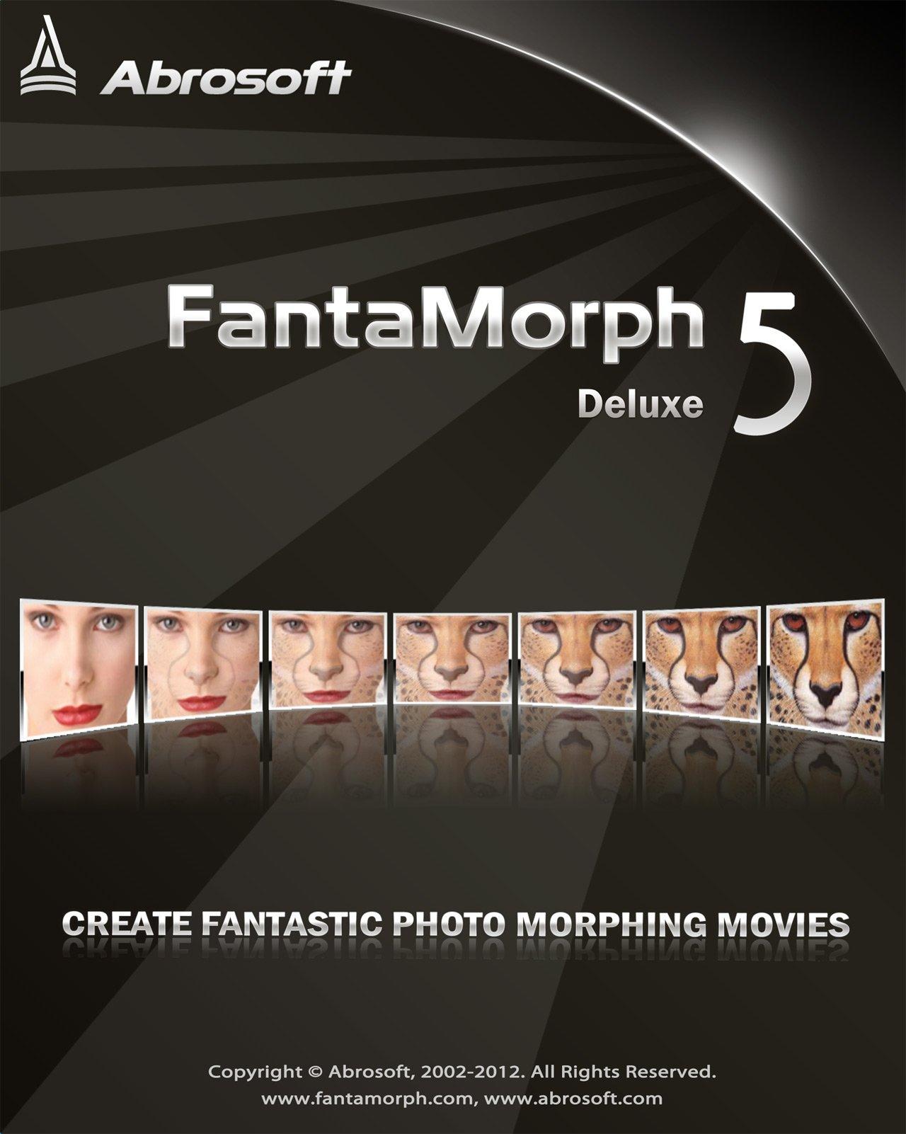 Abrosoft FantaMorph Deluxe [Download] by Abrosoft