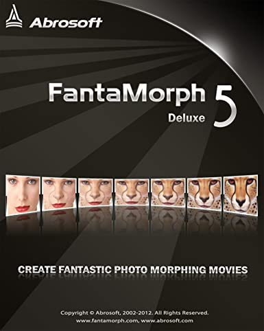 Abrosoft FantaMorph Deluxe [Download]