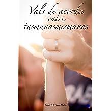Vals de acordes entre tusmanosmismanos (Spanish Edition) Oct 9, 2014