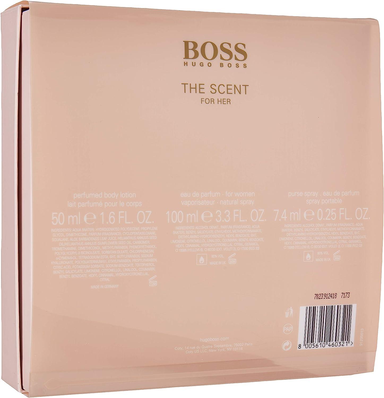 Hugo Boss - Estuche de regalo eau de parfum boss the scent for her: Amazon.es: Belleza