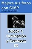 Iluminación y Contraste (Mejora tus fotos con GIMP nº 1) (Spanish Edition)