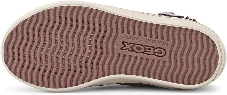 Geox Fille Baskets Mode GISLI Girl Lassie Haut High