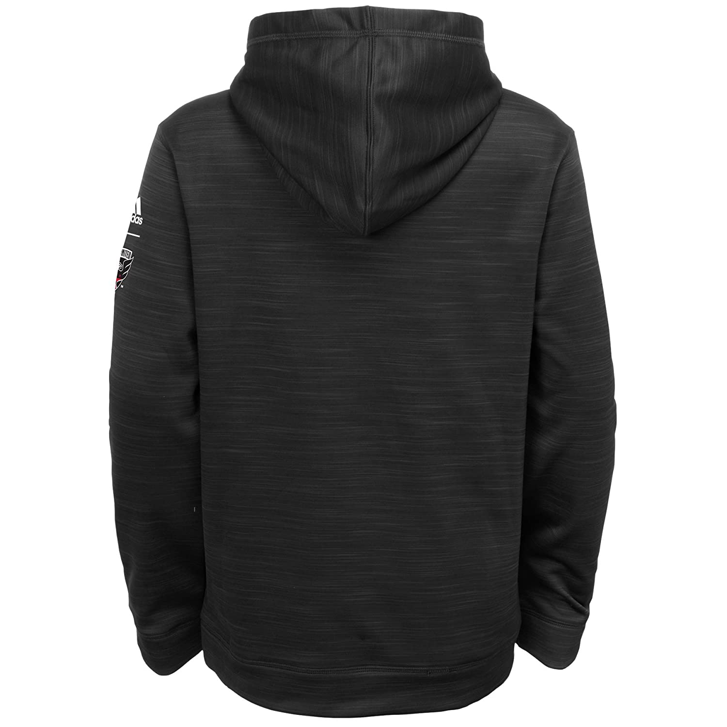 Youth Boys X-Large 18 MLS by Outerstuff Tactical Block Ultimate Hood Heathered Black