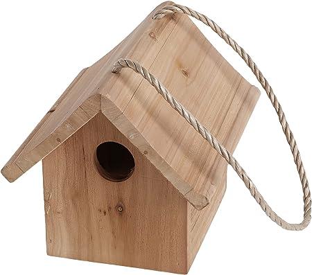 Perky-Pet 50301 Wren Home, White,7L x 8W Ins.