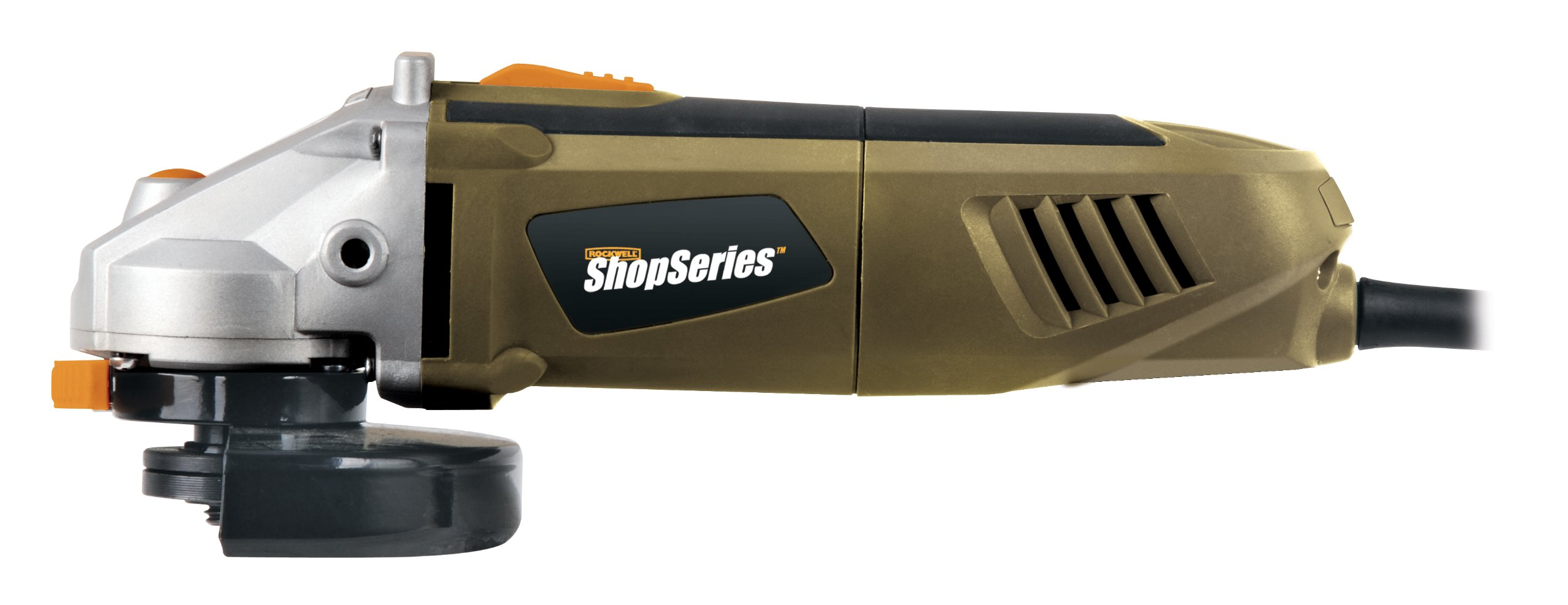 ShopSeries RC4700 4-1/2'' 6-Amp Angle Grinder