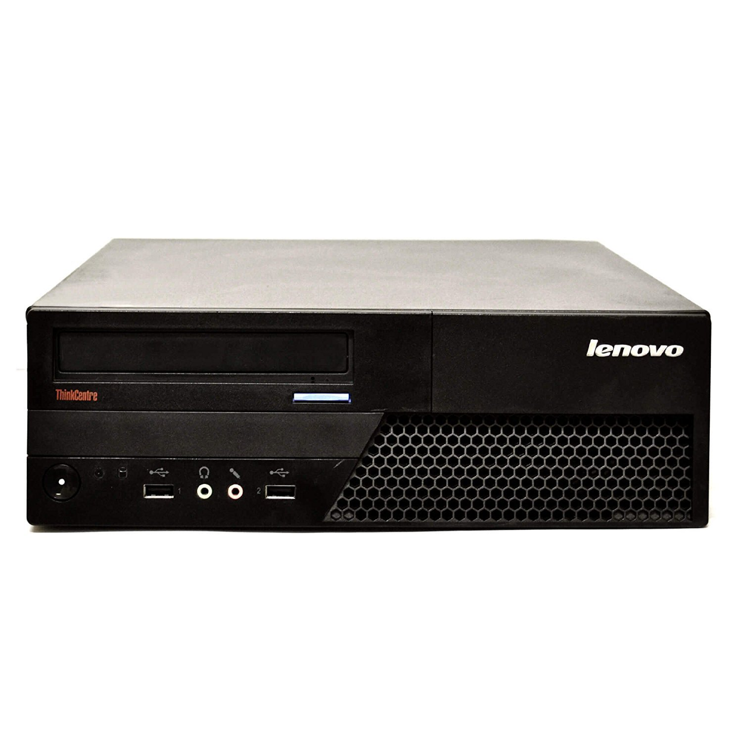2018 Lenovo ThinkCentre M82 Small Form Factor Business Desktop Computer, Intel Quad-Core i5-3470 2.9GHz Processor, 16GB RAM, 2TB HDD, DVD, Windows 10 Professional (Certified Refurbished)