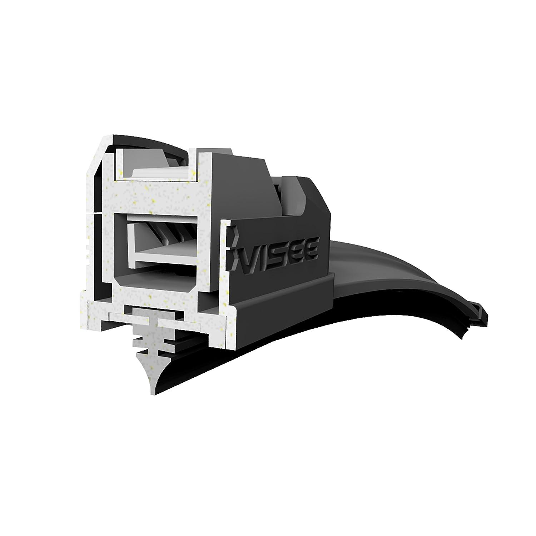 U 500//450 mm 2 limpiaparabrisas para enumerado modelos de autom/óviles