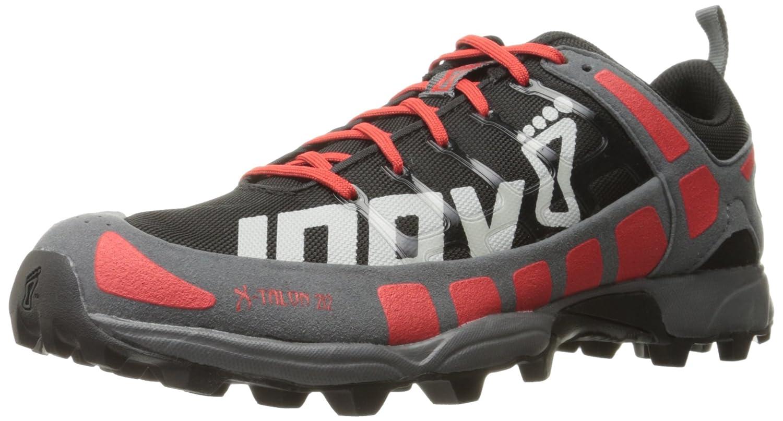 Inov-8 X-Talon 212 Trail Running Shoe B01B24YJAE 7 M US|Black/Red/Grey