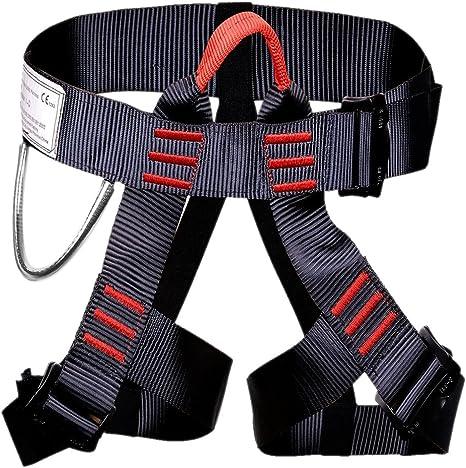 Escalada arnés proteger pierna cintura más seguro cinturones para ...