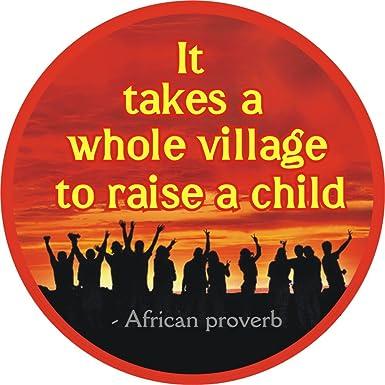Amazon.com: It Takes toda una Village para subir un niño ...