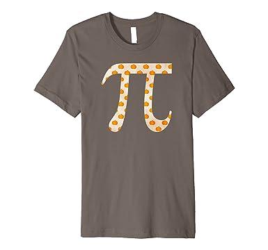 Amazon Math Pumpkin Pie Pi Symbol Pun T Shirt Clothing