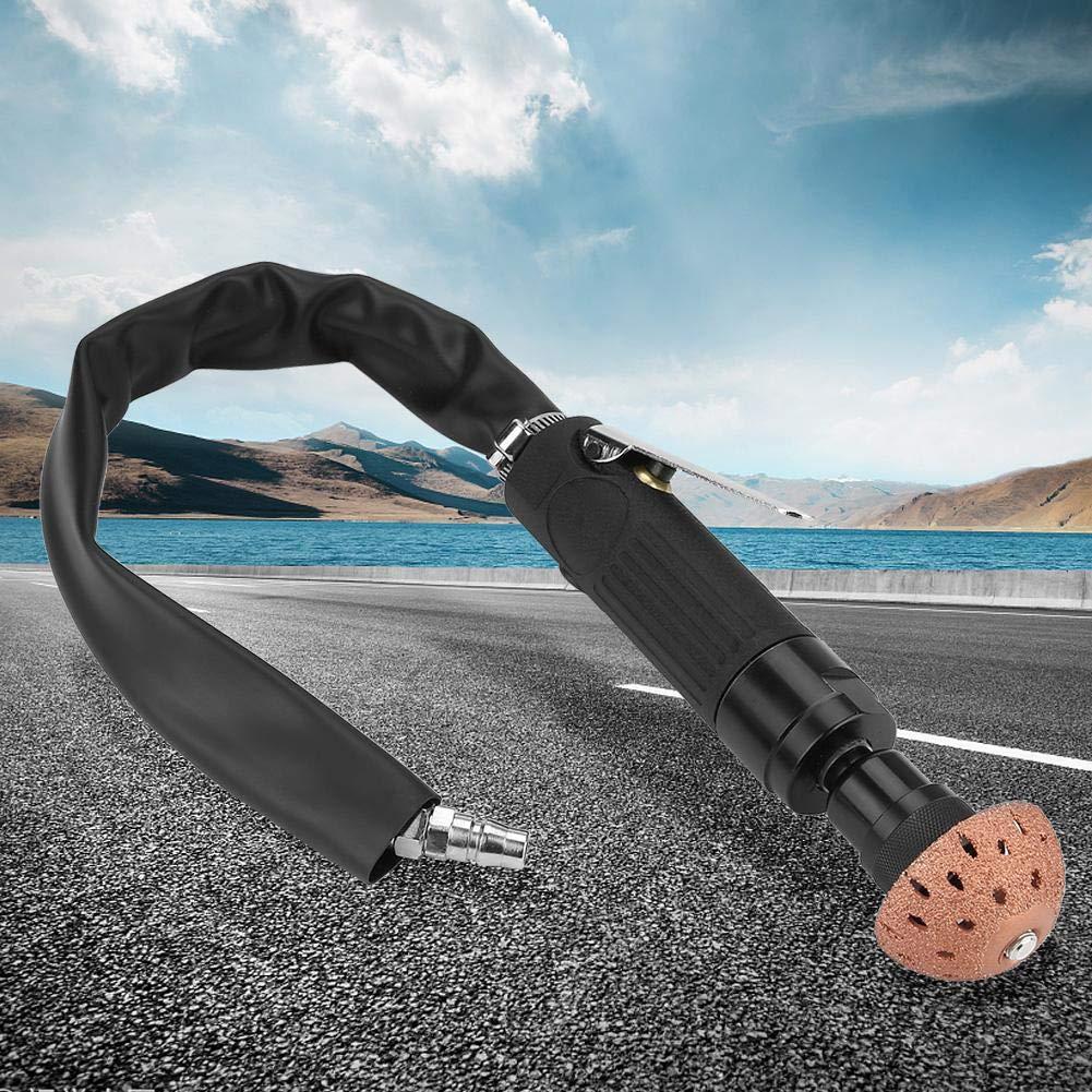 Outil de r/éparation de pneu de 2500 t//mn /économie d/énergie et protection de lenvironnement petit outil pneumatique de meulage de r/éparation de pneu de machine de meulage et de polissage