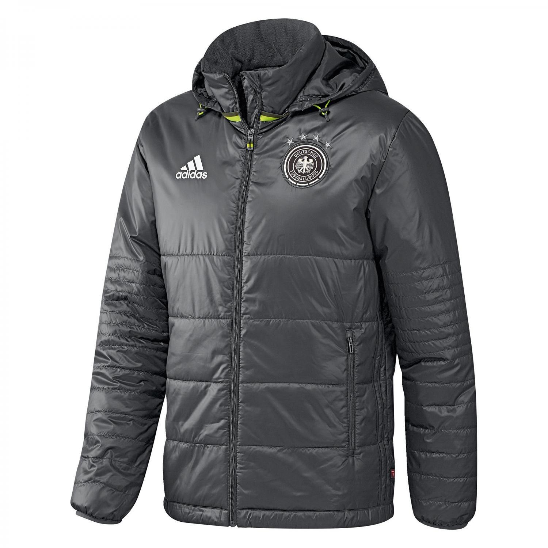 Herren Padded Adidas Winterjacke Jacket Dfb w0PXk8nO